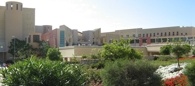 Maler Dei Hospital is the main hospital in Malta