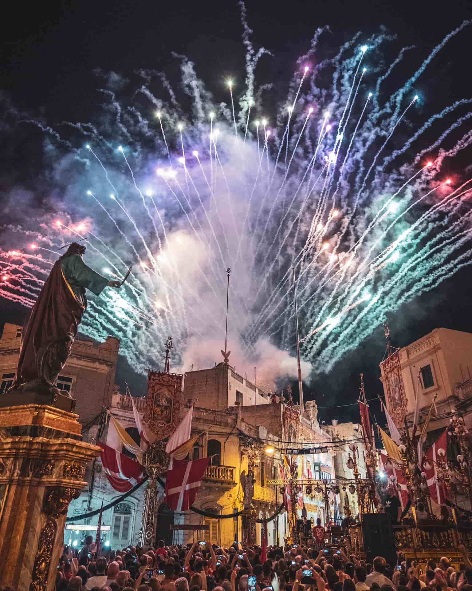 Malta Village Feasts 2019 a complete list of all parishes celebrations