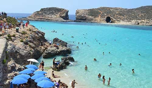Blue Lagoon Malta Cruise Comino What You Need To Know