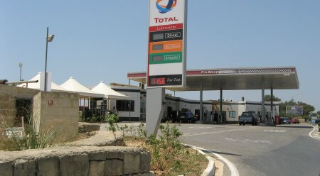 Open Gas Stations Near Me >> Petrol Service Stations In Malta And Gozo