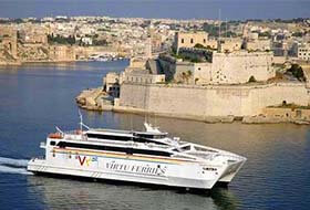 Virtu' Ferries to Sicily